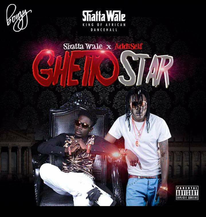King On Twitter A Heavyweight Collaboration Https: Shatta Wale – Ghetto Star Ft Addi Self