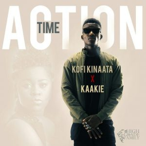 Kinaata & Kaakie collabo cover