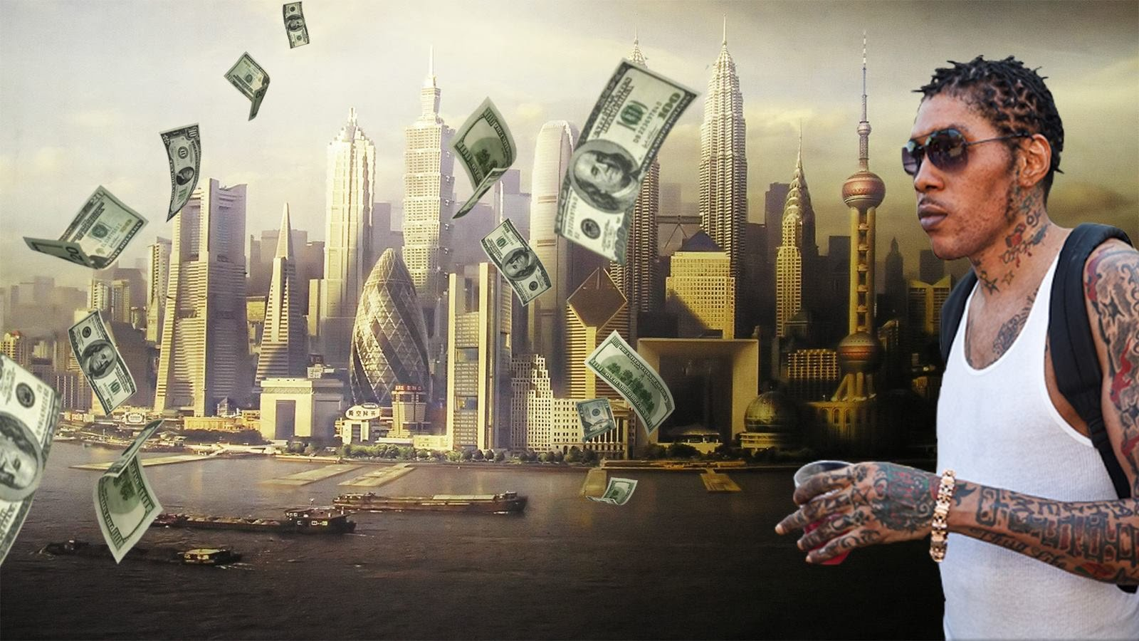 Vybz Kartel – Western Union | GHclick Com