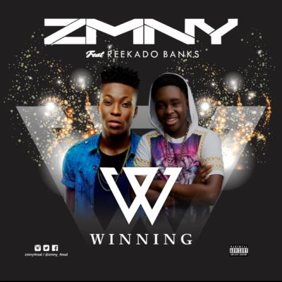 """13 year old Nigerian-born American rapper ZMNY is about to take over the Air Waves with """"Winning"""", He Enlisted the help from Mavin Star Reekado Banks to make this happen. […]"""