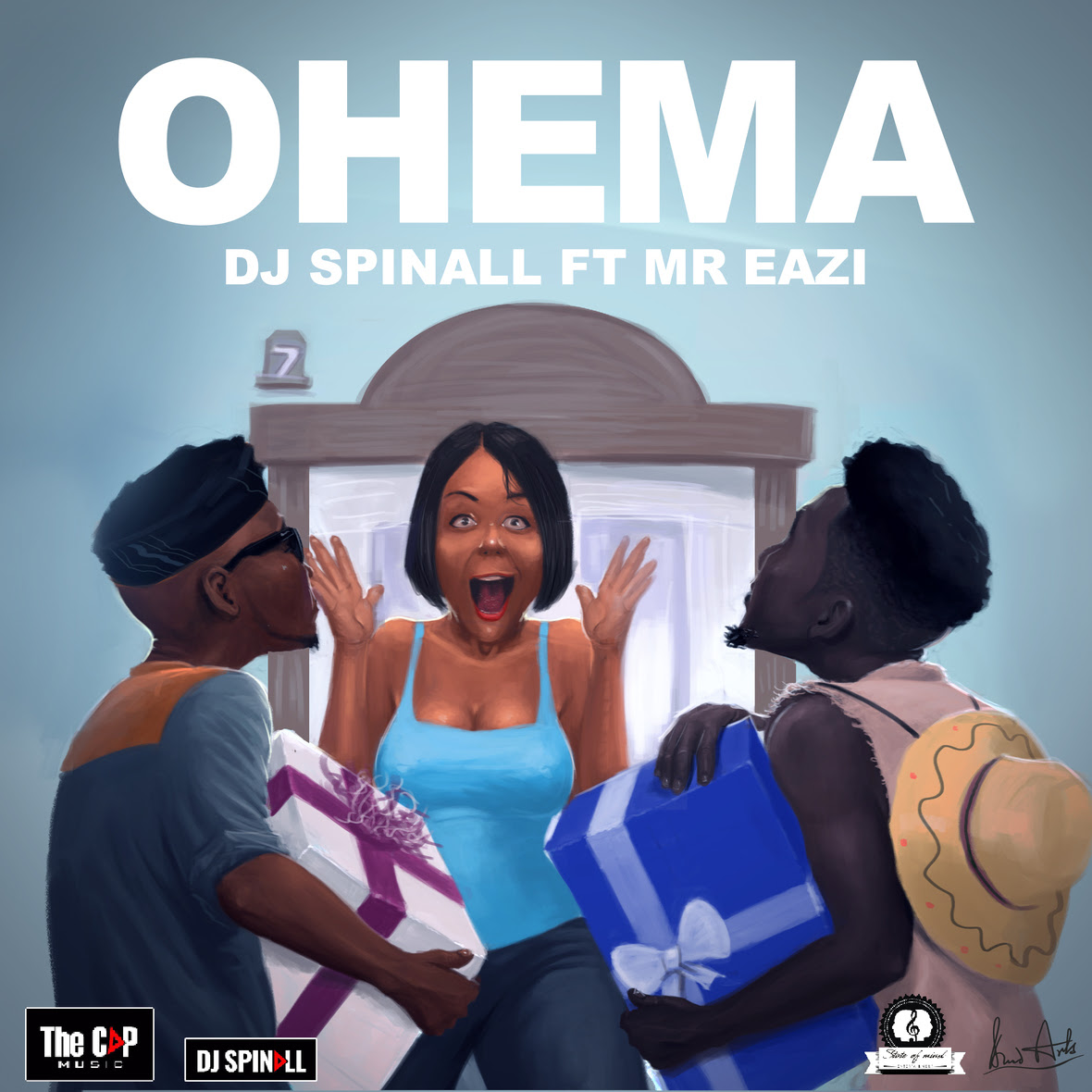 """In a massive build up to a second album in 2 consecutive years, the unstoppable DJ Spinall just released """"Ohema"""" Featuring arguably one of the fastest growing artiste in Africa, […]"""