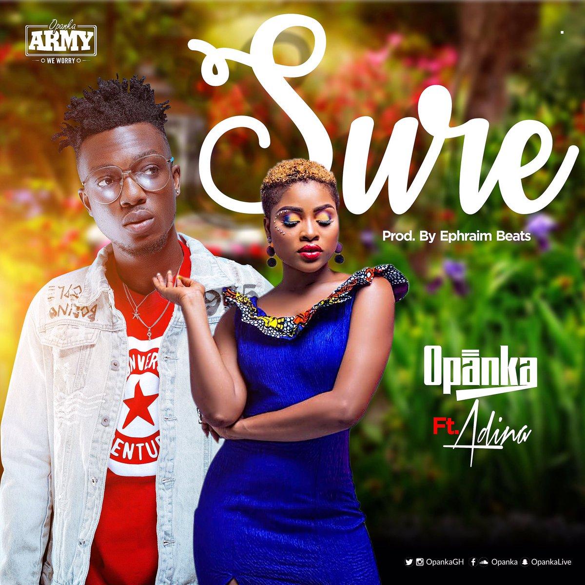 Opanka – Sure ft. Adina (Prod. by Ephraim Beats) [DOWNLOAD]                     […]