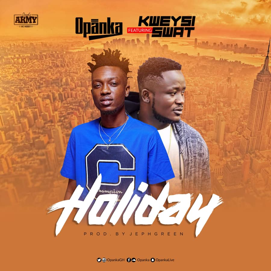 Opanka releases a new song ahead Easter and its entitled Holiday. The song talks about how our enemies/witches always keep bordering our lives without going on a break. Song features […]