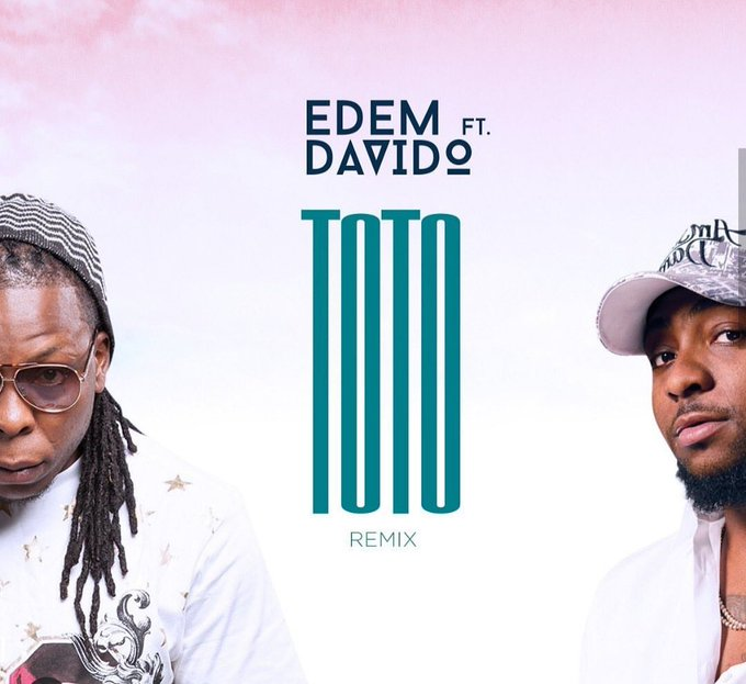 Volta Regime Music Group (VRMG) Boss Edem teams with DMW frontline artiste Davido on the REMIX of his TOTO hit song. The latest version of Toto is something saucy to […]