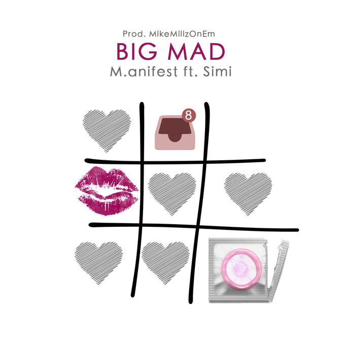 The godMC Manifest drops new single tagged BIG MAD.This new one features nigerian singer Simi with production credit going to MikemIllzOnEm. enjoy   M.anifest – Big Mad ft. Simi (Prod. […]