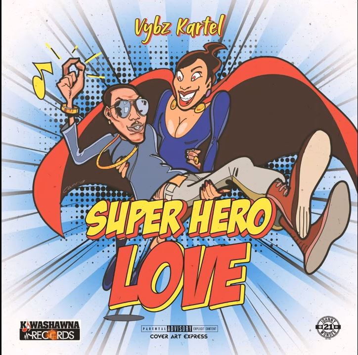Vybz Kartel releases new tune he calls Super Hero love.check it out below  Vybz Kartel – Super Hero Love (Prod. by Kwashawna Records) [DOWNLOAD]      […]