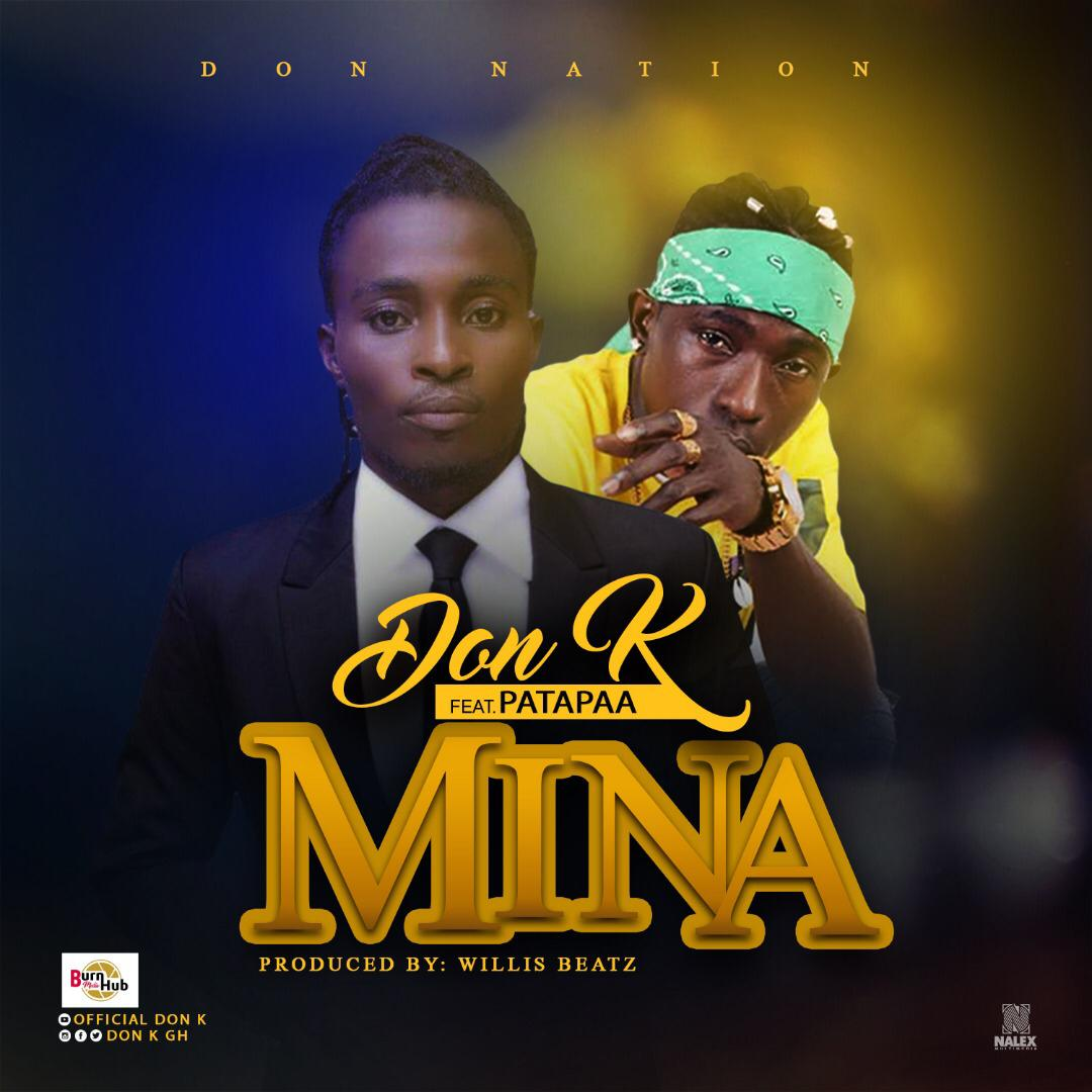 Fast rising talented artiste Don K finally releases his much anticipated christmas banger tagged Mina.he recruits hitmaker Patapaa on this one with production credit going to Willis Beatz. stream and […]