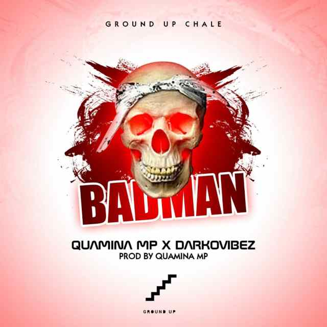 off the WE DEY OUTSIDE joing EP from the groundup chale crew ,we bring you this jam from Quamina Mp which is tagged Badman and features Darkovibes. check it out […]