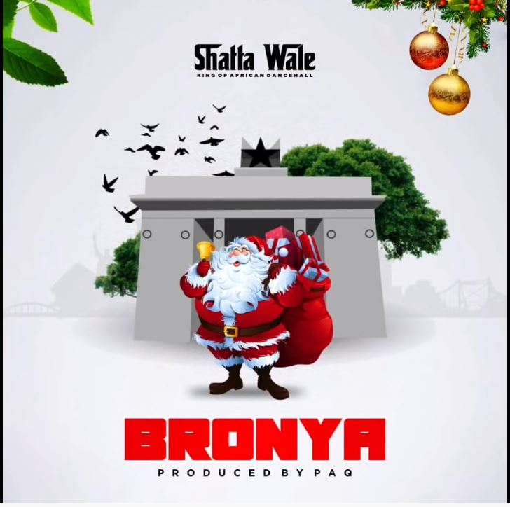Shatta Wale blesses us with an xmas jam and he calls this one Bronya to all his fans and love ones.production credit goes to paq. stream and download below.  […]