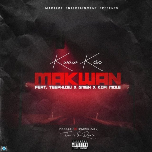 The man insane Kwaw Kese recruits New Lords Teephlow , Kofi Mole and Smen to give us the official remix to his 2010 hit single Ma Kwan which originally features […]