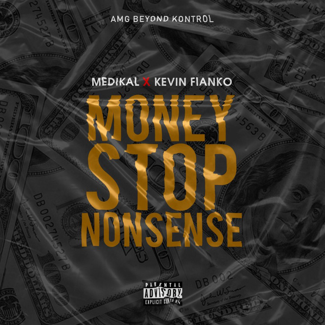 multiple award winning rapper, Medikal recruits Kevin Fianko to serve us this remarkable hit single. They captioned it MONEY STOP NONSENSE.Song was produced Unkle Beatz as usual. Download and share […]