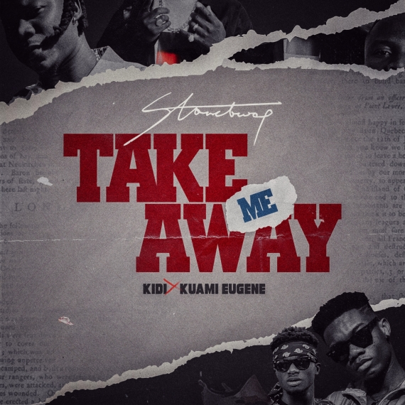 Bhimnation President Stonebwoy recruits Lynx Entertainment signeES Kidi and Kuami Eugene to give us this brand new afrobeat single tagged TAKE ME AWAY.Production credit goes to Monibeatz. stream and download […]