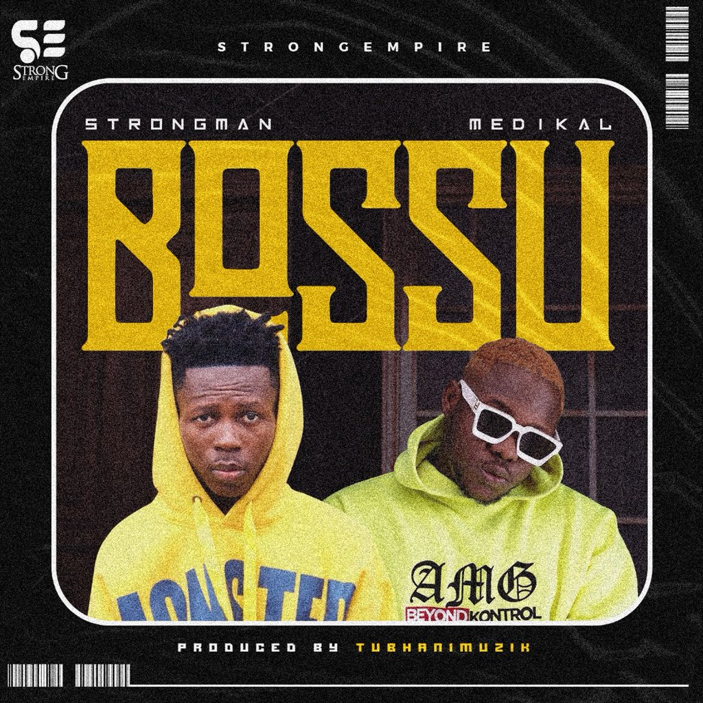 Rapper Strongman finally teams up with AMG business prince Medikal to give us this hiphop jam tagged bOSSU produced TubhaniMuzik. stream and download below  Strongman – Bossu ft. Medikal […]