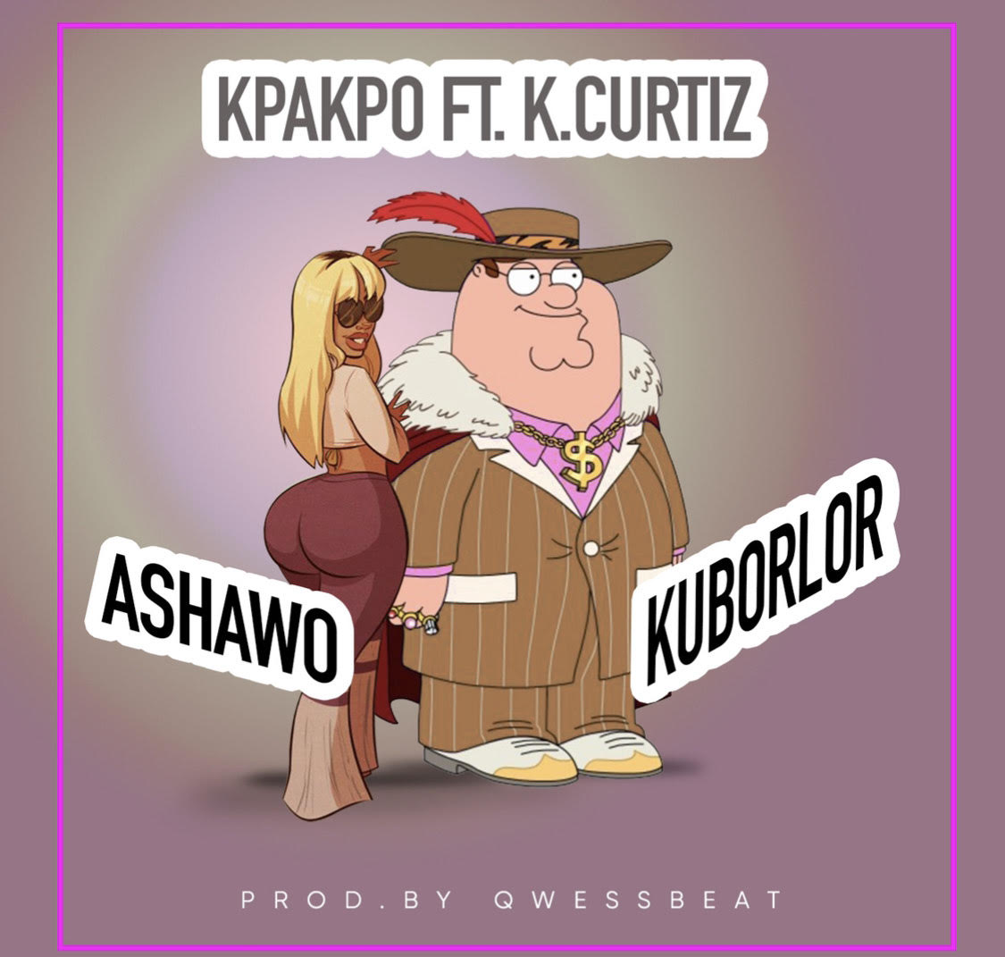 Popular comedy skits Character Kpakpo comes through with this new banger tagged Ashawo Kubolor and he features K.Curtiz on this Qwess beat produced jam.stream and download below  KpaKpo – […]