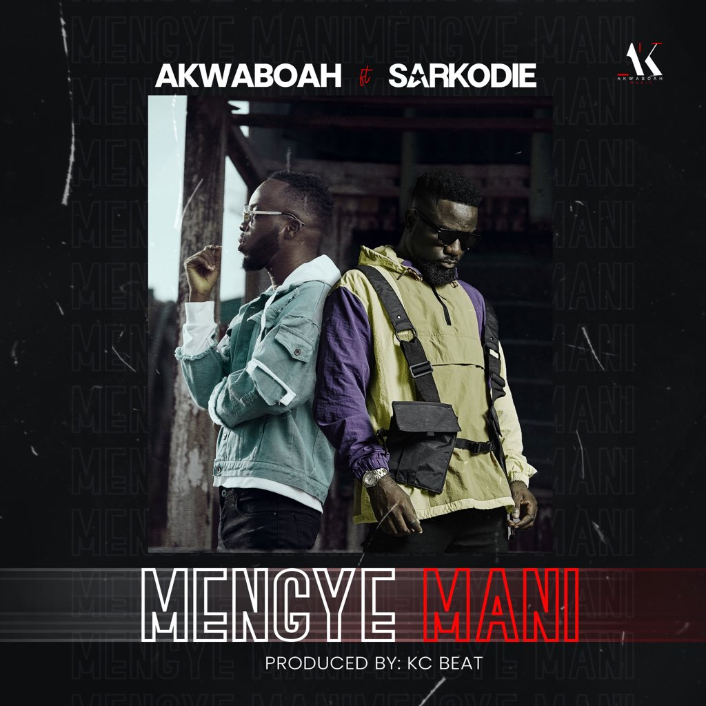 Akwaboah releases brand new song titled Mengye Mani which features rapper Sarkode with production credit going to KC Beatz. stream and download below   Akwaboah – Mengye Mani ft. Sarkodie […]
