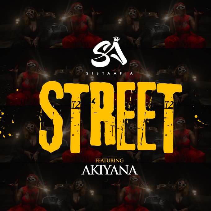 "Award-winning Ghanaian songstress Sista Afia has unlocked yet another incredible record she calls ""Street"" and it features Akiyana.The singer has been in the news for a couple of days now […]"