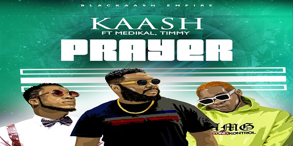 Kaash is back again with another sensational international collaboration Titled PRAYER featuring Ghanian Super Star Medikal and Song producer Timmy. This monster hit is coming shortly after the release the […]