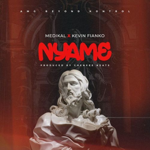 AMG Business signee, Medikal teams up with his label mate, Kevin Fianko on this potential Hip-Hop anthem titled 'Nyame'. Production was done Chensee Beatz.  Medikal – Nyame ft. Kevin […]