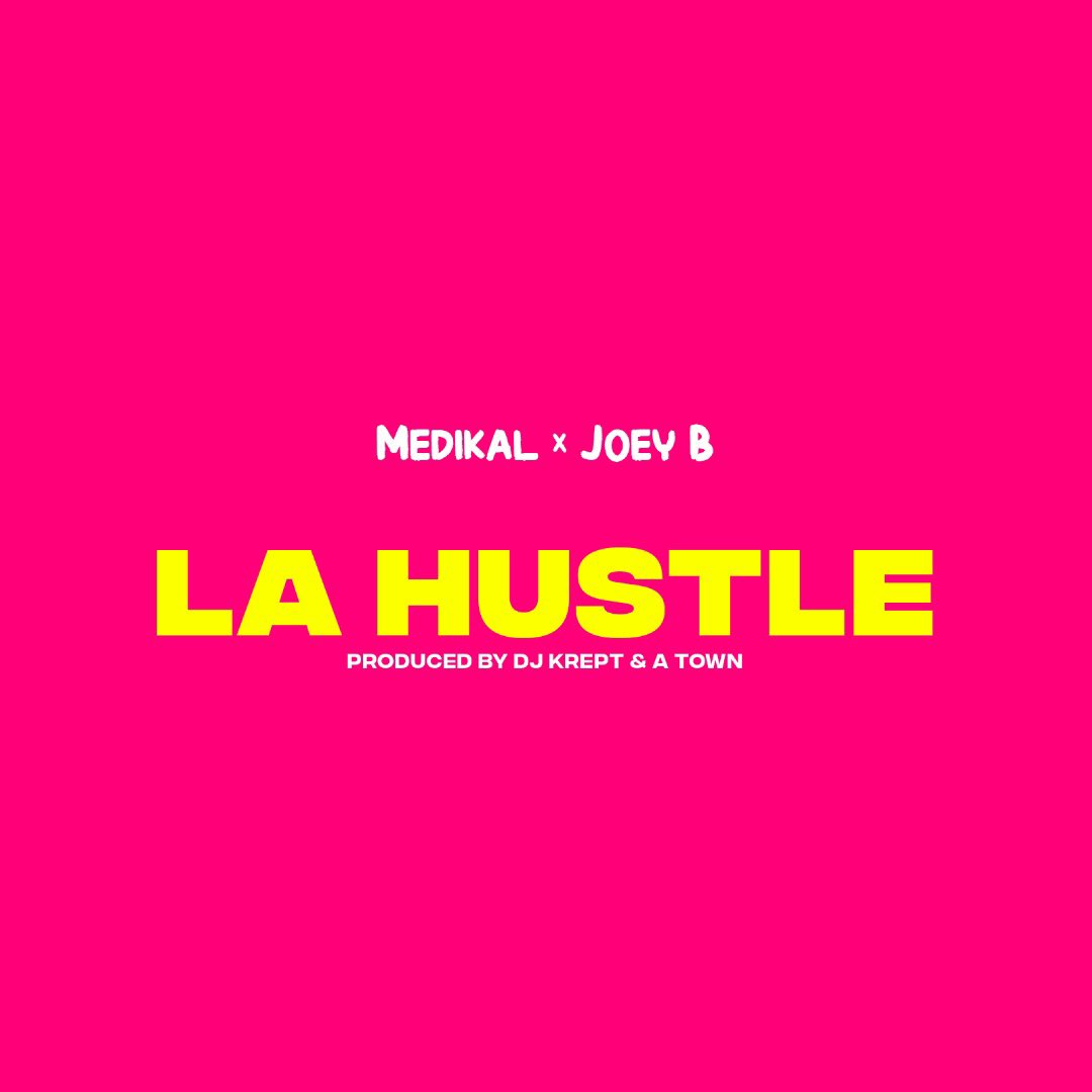 Award-winning Ghanaian rapper – Medikal dishes out a new song titled 'La Hustle' featuring Afrobeat/Afropop artist – Joey B. Whenever Medikal and Joey B join forces on a joint , […]