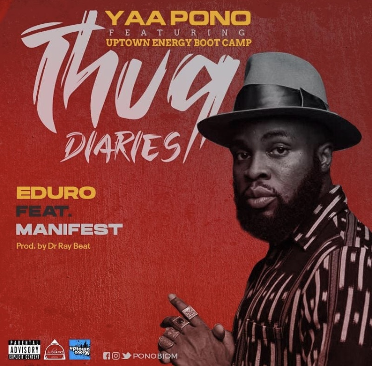 "Ghanaian foremost rapper and Uptown Energy records leader, Yaa Pono comes forth with this impressive joint tagged ""Eduro"" featuring heavyweight rapper, M.anifest . Song was produced by Dr Ray Beatz.The […]"